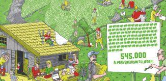Ungebrochene Begeisterung für die Berge: Fast 23.500 Mitglieder sind dem Alpenverein 2017 neu beigetreten. (c) ÖAV