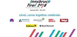 Innsbruck freut sich auf die längste Kletter-WM bisher (c) Kletter-WM Innsbruck Tirol 2018