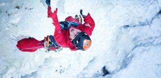Alpinkader NRW in schweren Eis- und Mixed-Route erfolgreich unterwegs (c) Nicolas Altmaier / Verticalaxis.de