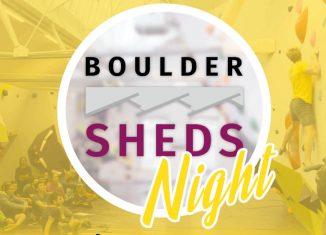 BoulderNight 2018 der Boulder Sheds in Augsburg