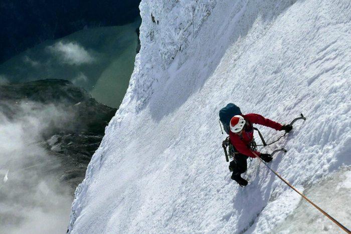 Expedition zum 'Riso Patron Süd' (c) Matteo Della Bordella, Silvan Schüpbach