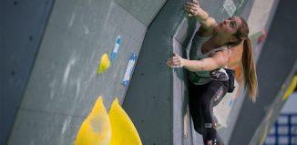 Jessica Pilz bei den Österreichischen Staatmeisterschaften 2018 (c) Heiko Wilhelm