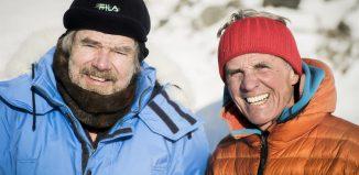 Reinhold Messner und Peter Habeler (c) ServusTV