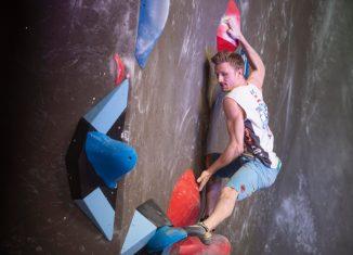 Boulder und Speed Weltcup 2018 in Moskau mit Spannung erwartet (c) Heiko Wilhelm