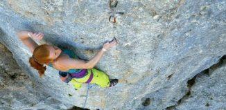 Draußen klettern ist anders (c) Deutscher Alpenverein