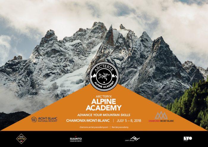 Arc'teryx Alpine Academy 2018 (c) Arc'teryx
