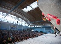 Alma Bestvater und Yannick Flohé gewinnen Deutsche Meisterschaft Bouldern 2018 (c) Vertical Axis/DAV