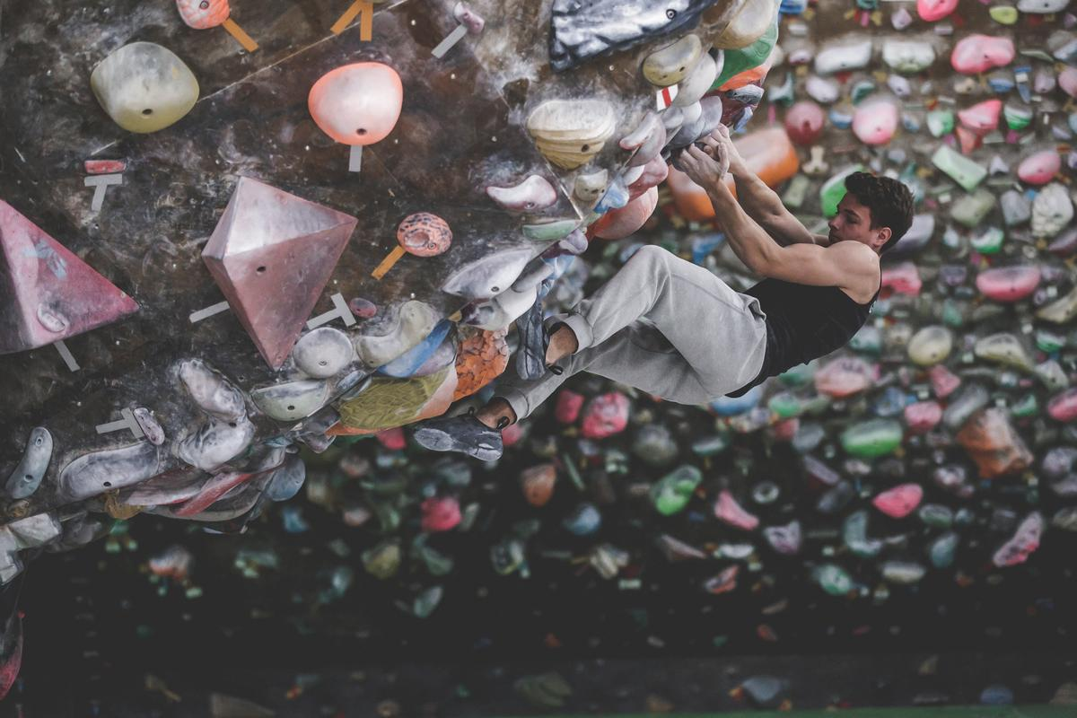Kletterausrüstung Aachen : Premiere: deutsche meisterschaft olympic combined 2018 climbing.de