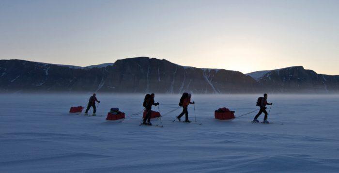Coast to Coast: Stefan Glowacz auf seiner bisher längsten Expedition (c) Klaus Fengler
