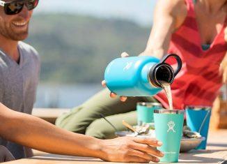 Growler von Hydro Flask: Wie frisch gezapft!