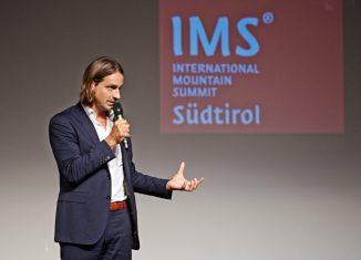 Philosophischer Paukenschlag zum Auftakt des IMS mit Richard David Precht (c) Manuel Ferrigato