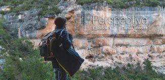 Perspective: Daniel Woods (c) Petzl Sport