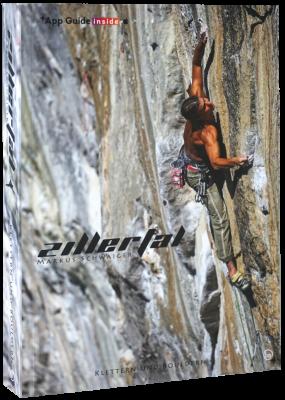 Zillertal - Klettern und Bouldern von Markus Schwaiger (c) Lochner Verlag