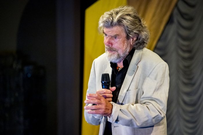 Reinhold Messner (c) Klaus Dell'Orto