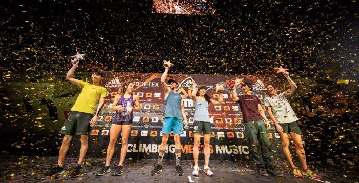 Miho Nonaka und Jernej Kruder sind die adidas ROCKSTARS 2018 (c) Christian Waldegger, Vladek Zumr