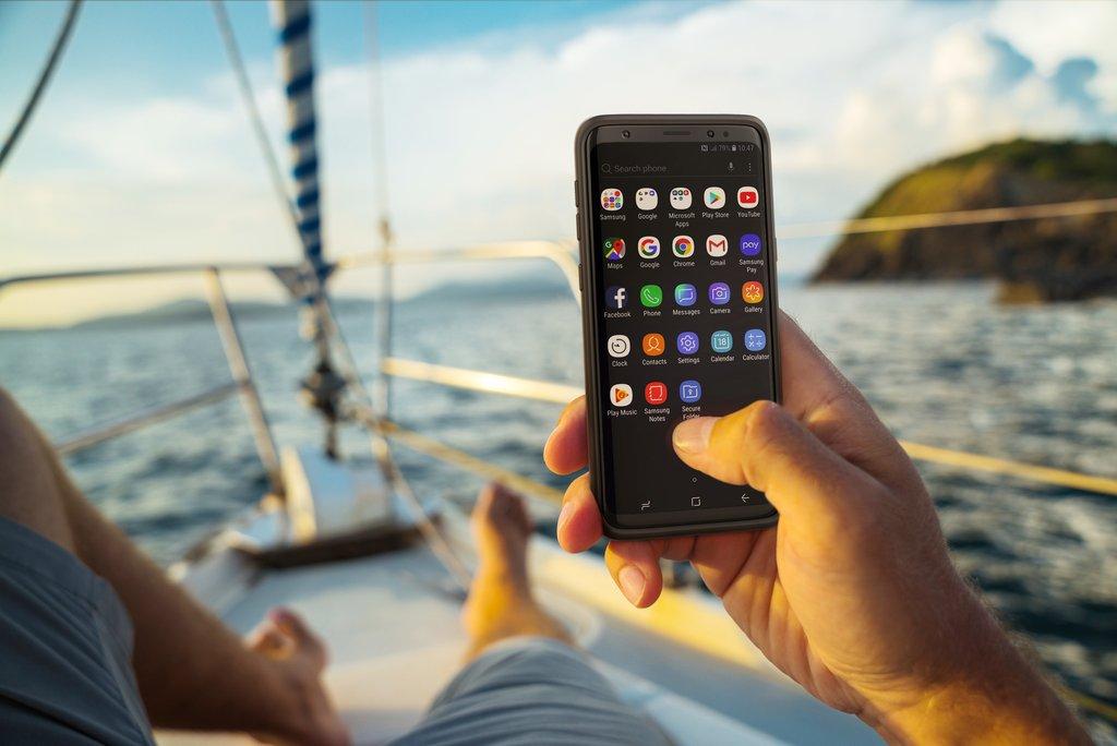 Catalyst präsentiert das Impact Protection Case für das Samsung Galaxy S9 und S9 Plus (c) Catalyst
