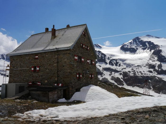 Das Hochwildehaus (c) DAV/Robert Kolbitsch