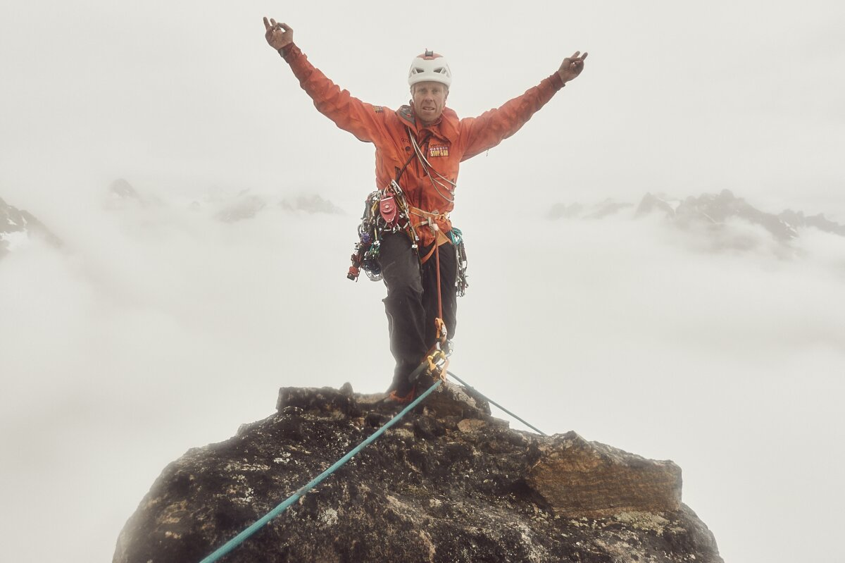 Robert Jasper in Grönland (c) Robert Jasper