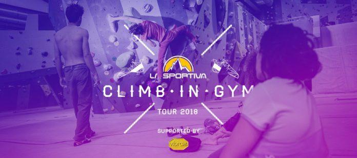 La Sportiva Climb-in-GYM Tour 2018 (c) La Sportiva