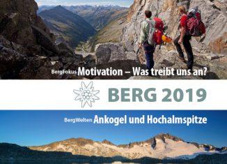 Alpenvereinsjahrbuch BERG 2019 (c) Tyrolia Verlag