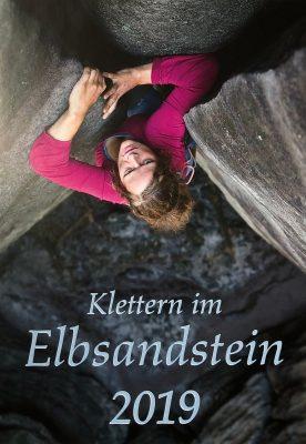 Klettern im Elbsandstein 2019 (c) Verlag Jäger