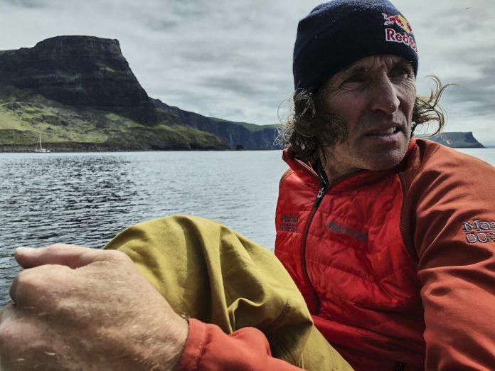 Stefan Glowacz zurück aus Grönland (c) Thomas Ulrich