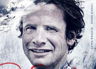 Roger Schäli mit interaktivem Magazin 'Passion Eiger' (c) Entlebucher Medienhaus