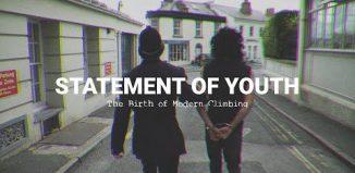 Statement of Youth - Trailer (c) UKClimbing TV