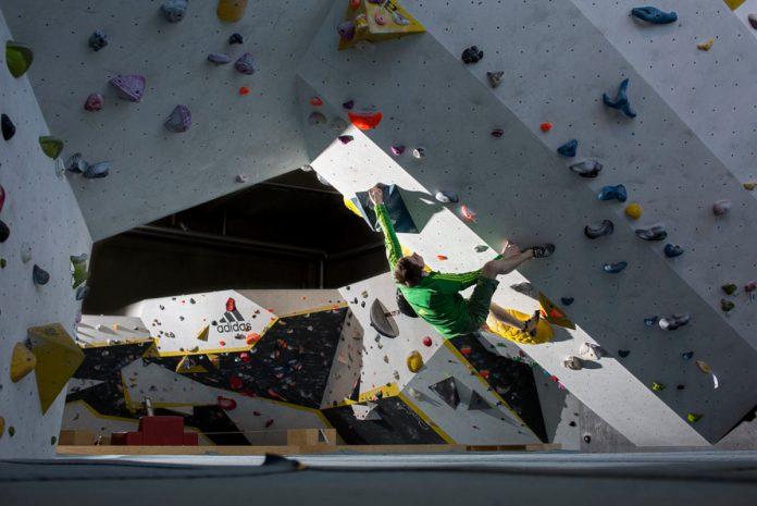 Boulderbereich im Climbmax Stuttgart (c) DAV Schwaben