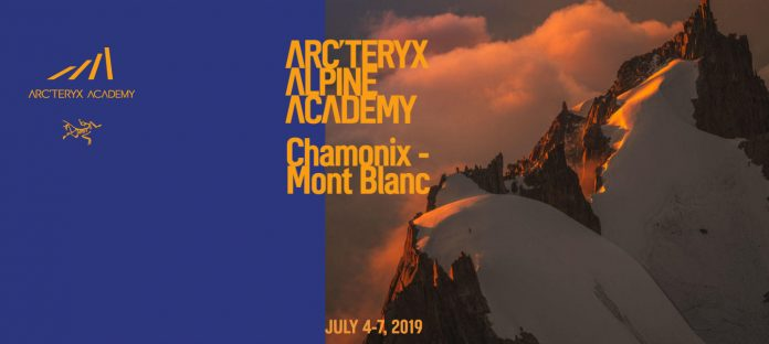 Arc'teryx Alpine Academy Kursprogramm jetzt online (c) Arc'teryx
