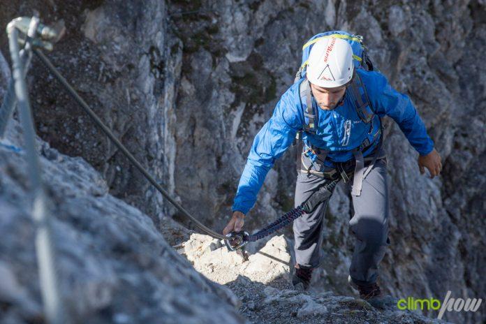 Kostenlose ClimbHow Klettersteig-Workshops in Tirol (c) Klaus Kranebitter