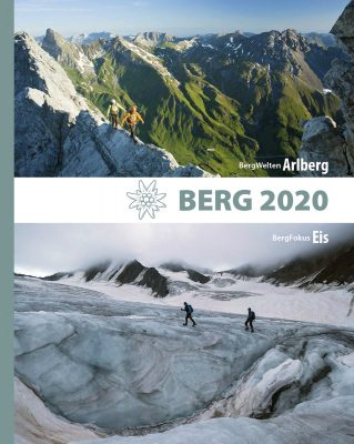 Alpenvereinsjahrbuch BERG 2020 (c) Tyrolia Verlag