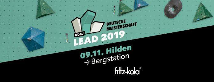 Deutsche Meisterschaft Lead 2019 (c) Deutscher Alpenverein