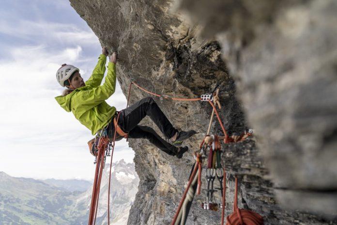 Robert Jasper gelingt Solo-Erstbegehung durch die Eiger Nordwand (c) Nicolas Hojac