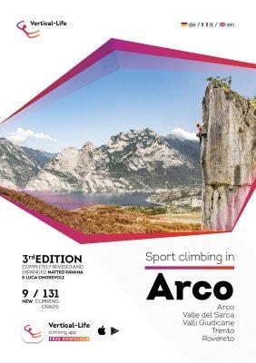 Sportklettern in Arco (c) Vertical Life