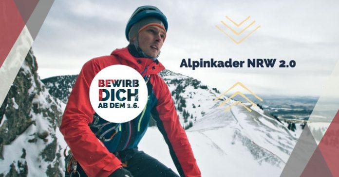 Alpinkader NRW 2021 bis 2023: Bewirb dich bis zum 31. Juli (c) Alpinkader NRW