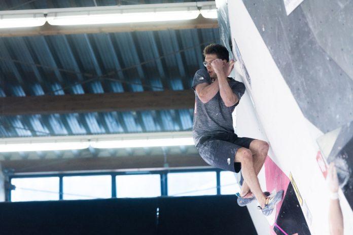 Georg Parma gewinnt Boulder-Finale der Austria Climbing Summer Series 2020 (c) Andreas Aufschnaiter
