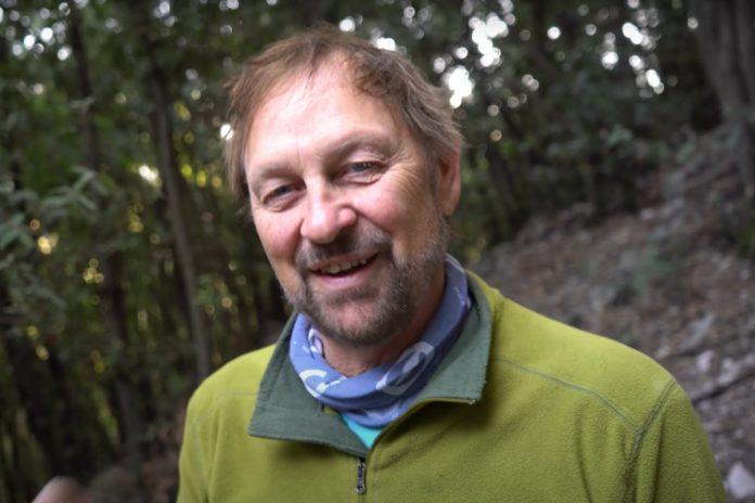 Heinz Mariacher erhält Paul-Preuss-Preis 2020 (c) Archiv Magnus Midtbø