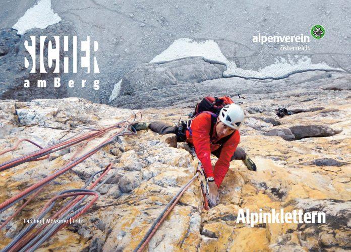 SicherAmBerg: Alpenverein veröffentlicht neues Booklet Alpinklettern (c) Österreichischer Alpenverein
