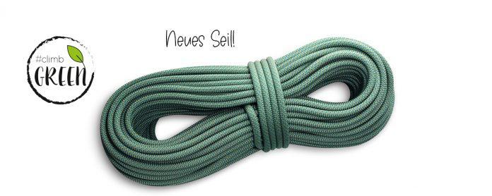 NEO 3R 9,8 MM: Ein Seil hergestellt aus Seilen (c) EDELRID