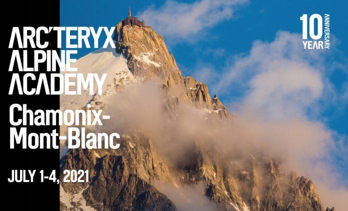 Die Arc'teryx Alpine Academy feiert 10-jährigen Jubiläum (c) Arc'teryx