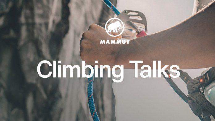 Mammut Climbing Talk: Episode 1 mit Jakob Schubert (c) Mammut