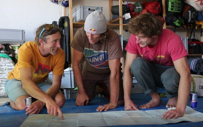 'Wallride': Stefan Glowacz und Philipp Hans auf Tour (c) Fotos: Moritz Attenberger, Glowacz GmbH