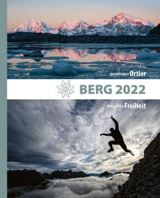 Alpenvereinsjahrbuch BERG 2022 (c) Tyrolia-Verlag